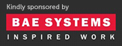 Kindly sponsored by BAE Systems