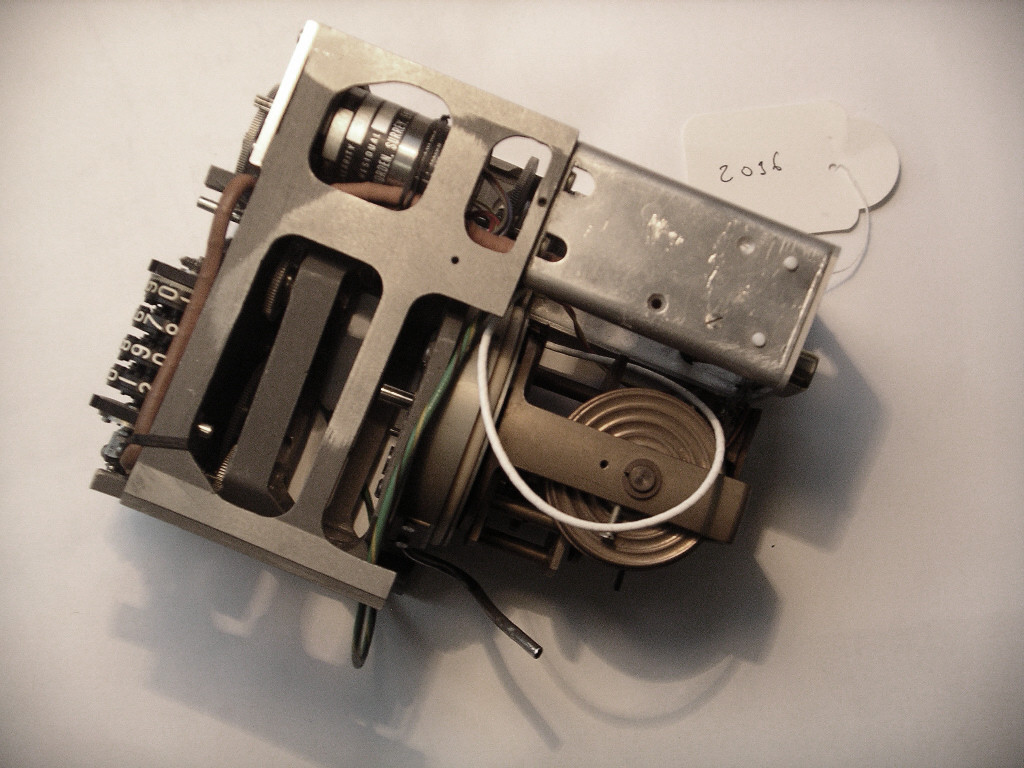 Static Capsule Mechanism (capsule case missing)