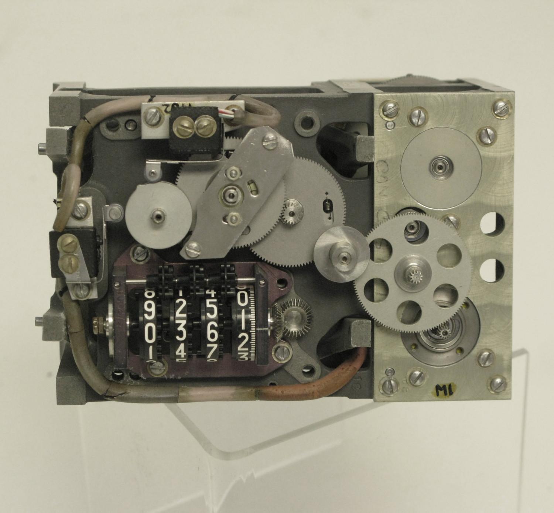Static Capsule Mechanism (capsule missing)