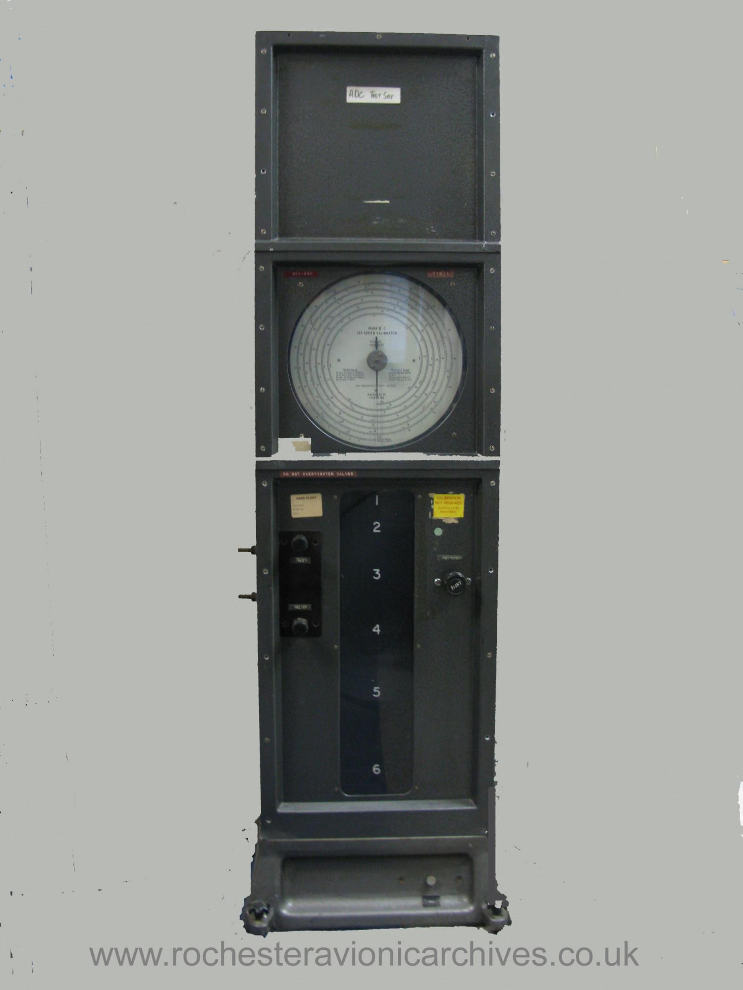 Air Data Tester