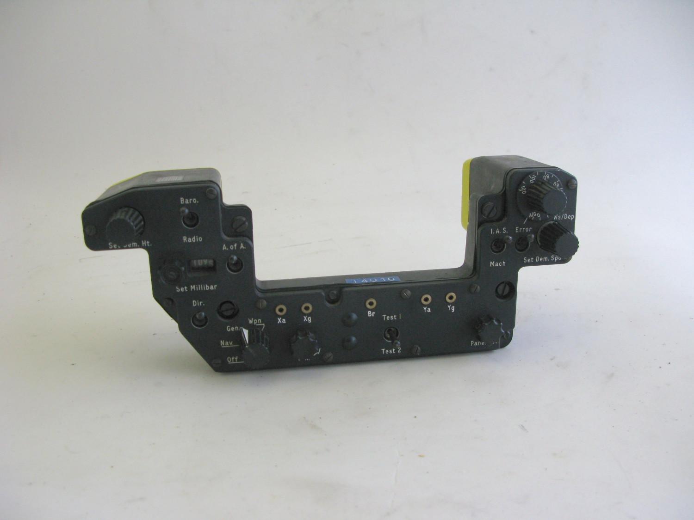 Pilot's Control Panel