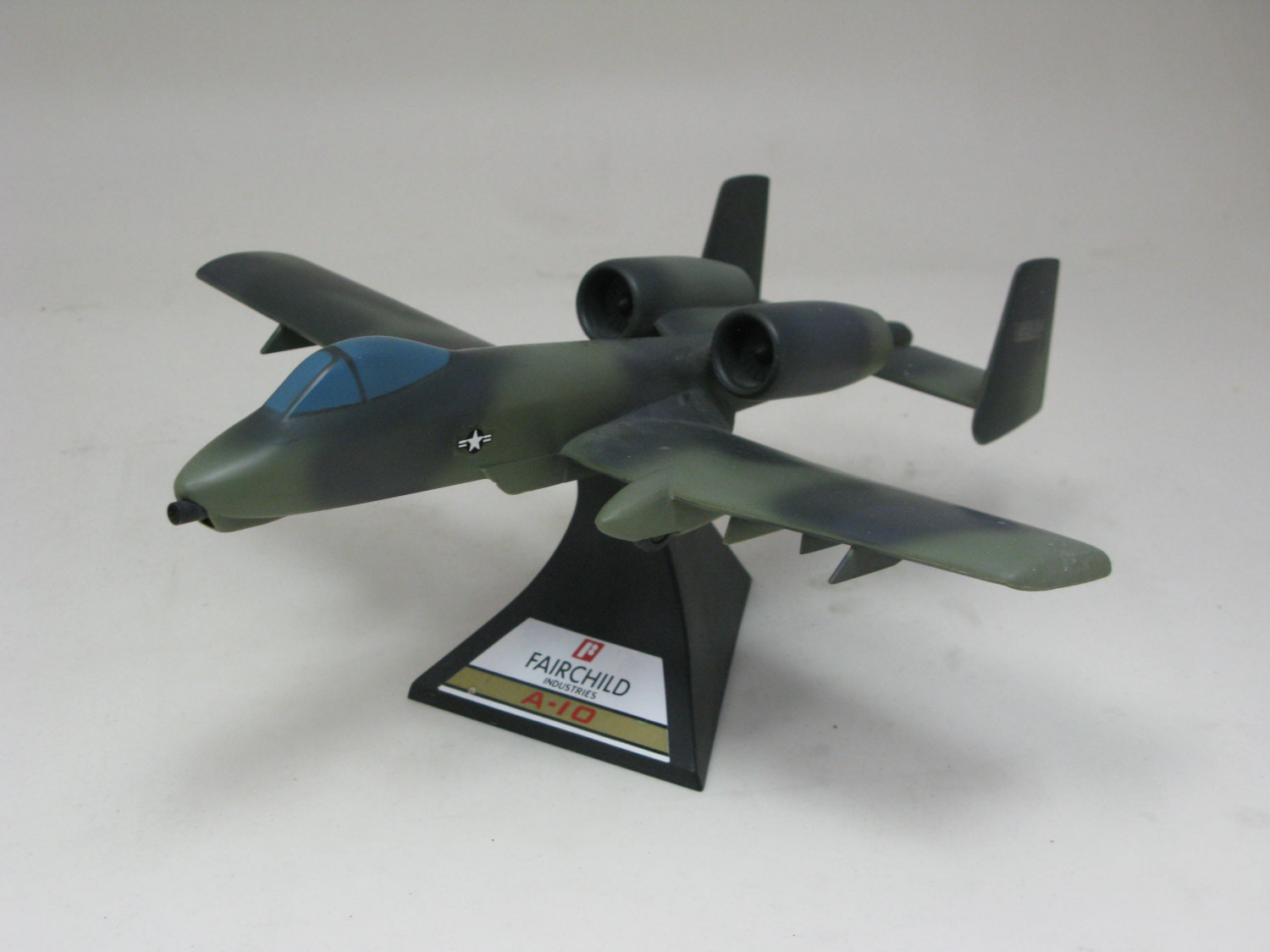 Model of Fairchild A-10