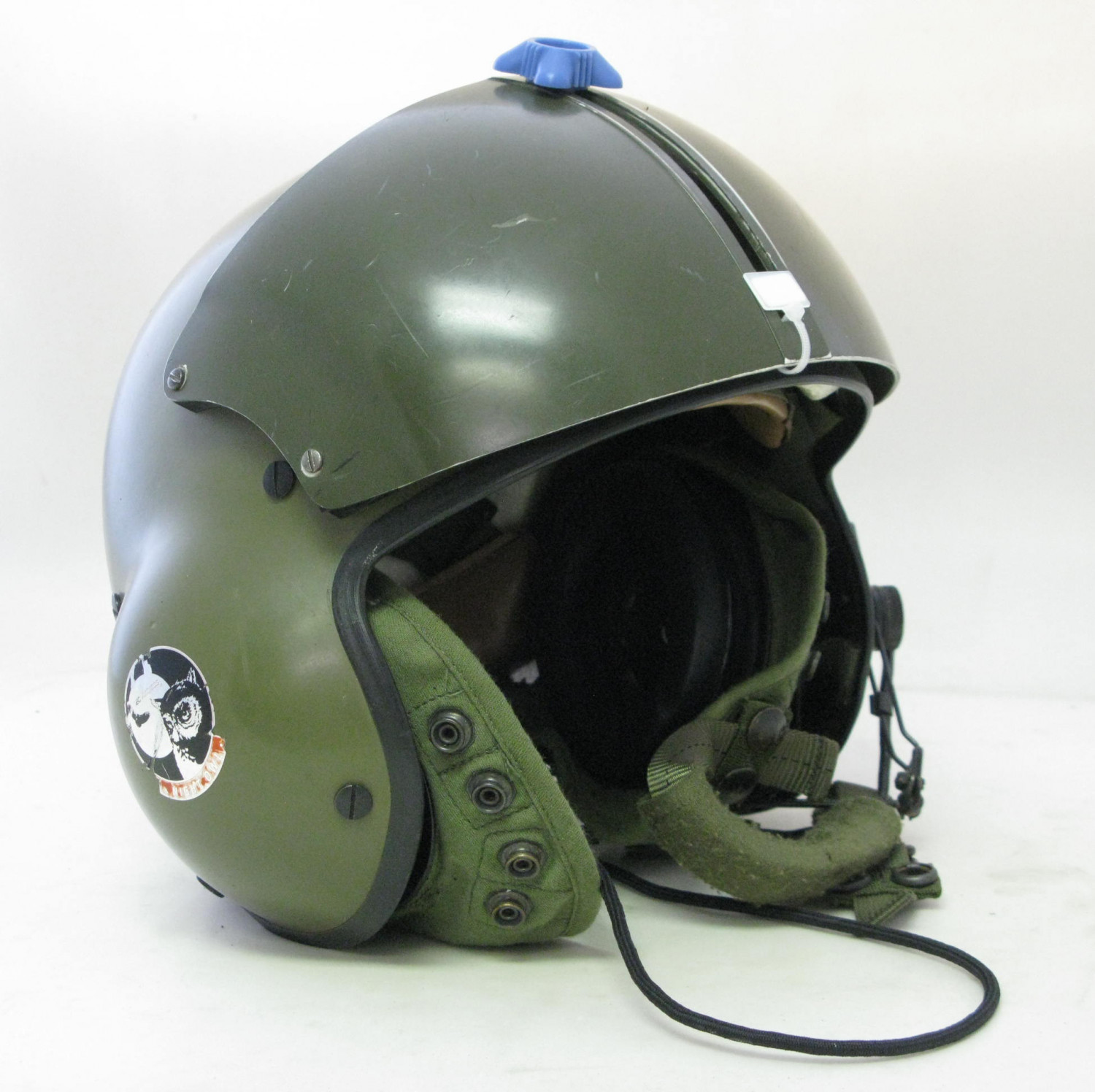 Flying Helmet Gentex SPH-4 :: Rochester Avionic Archives