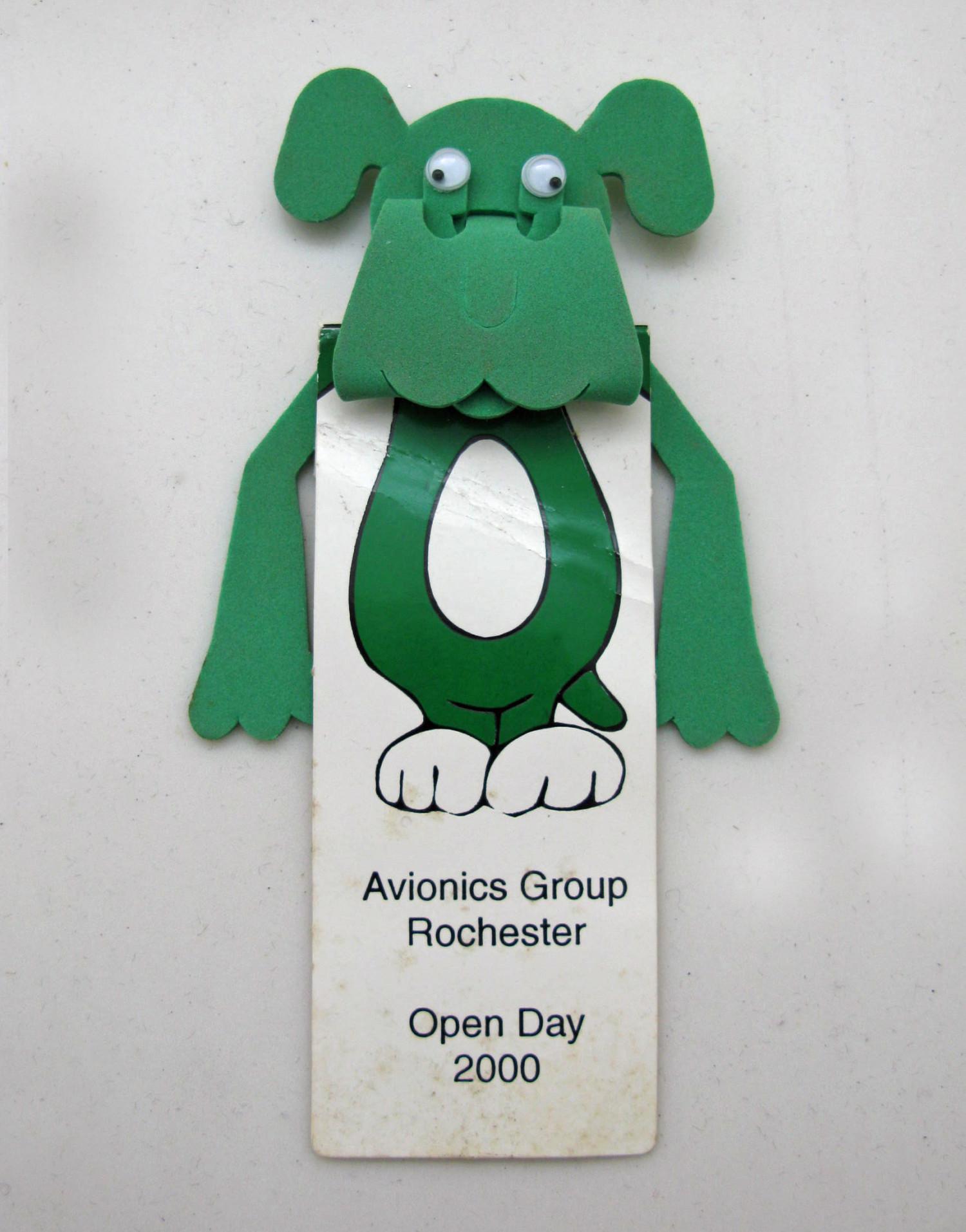 Open Day Memorabilia 2000