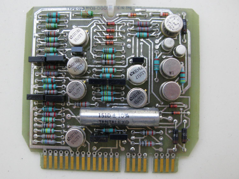 PCB  Pitch Input Switching