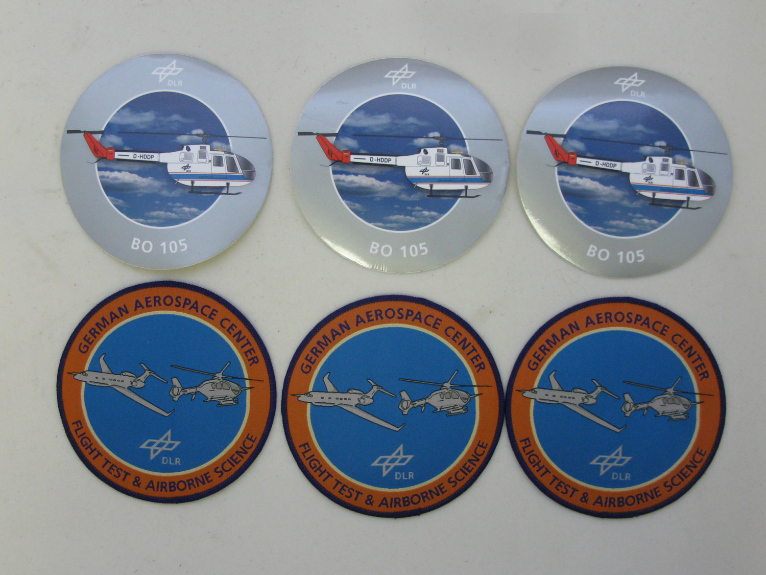 Selection of Items from German Aerospace Centre
