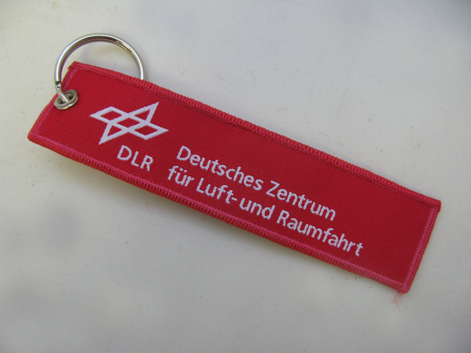 Key ring from German Aerospace Centre