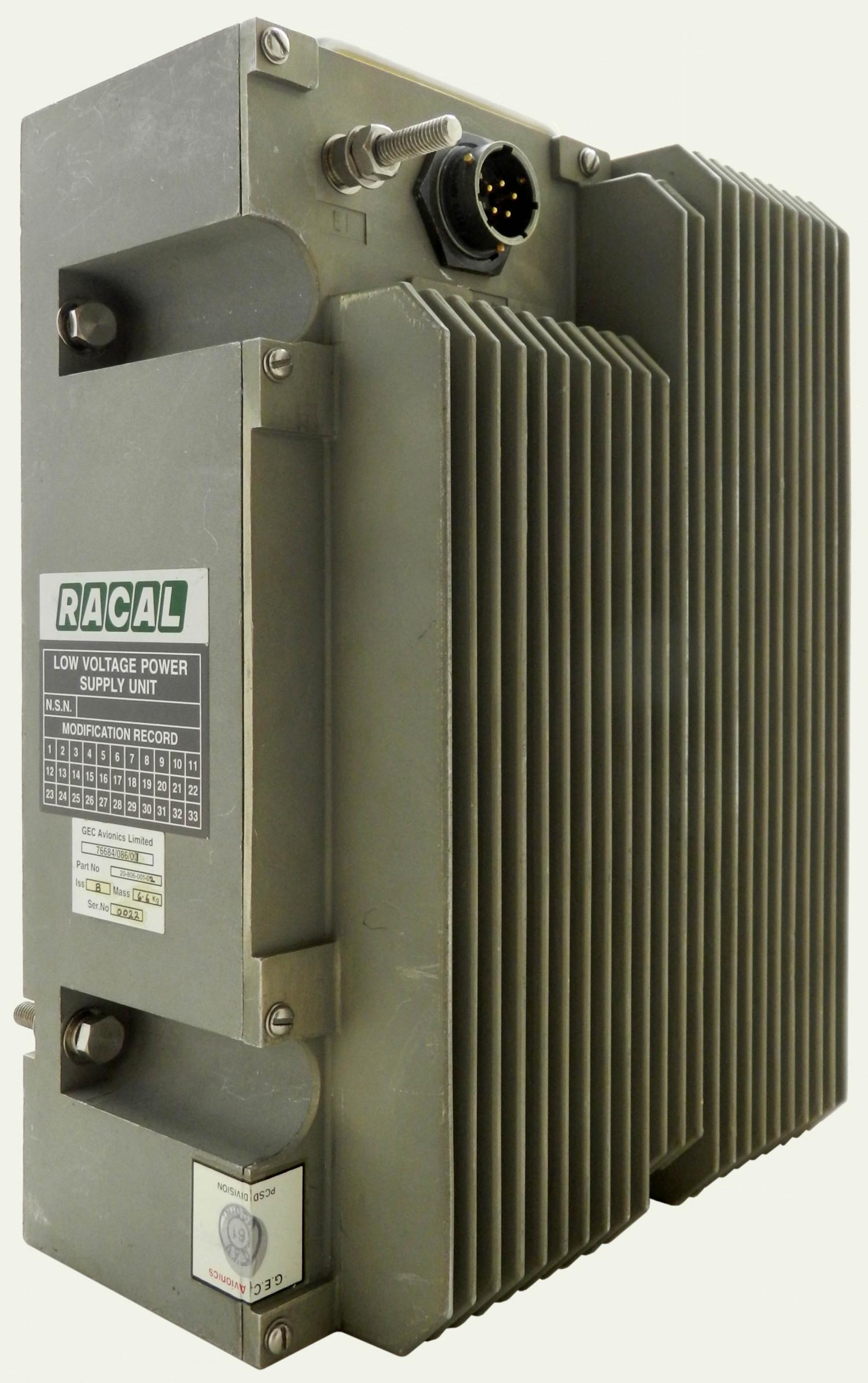 Low Voltage Power Supply Unit