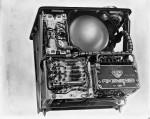 Electromechanical unit containing Elliott Transistor Amplifier module