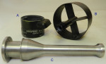Airspeed & Direction Probe Parts
