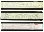Slide Rule for Control Valve Sizing
