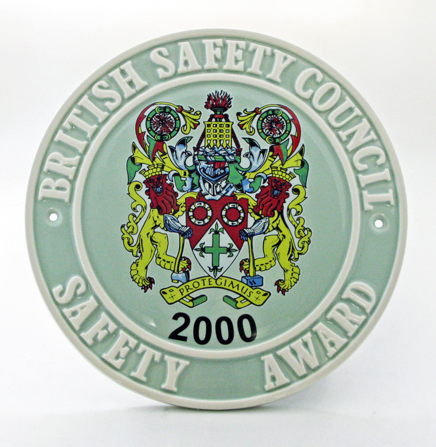 Safety Award  2000