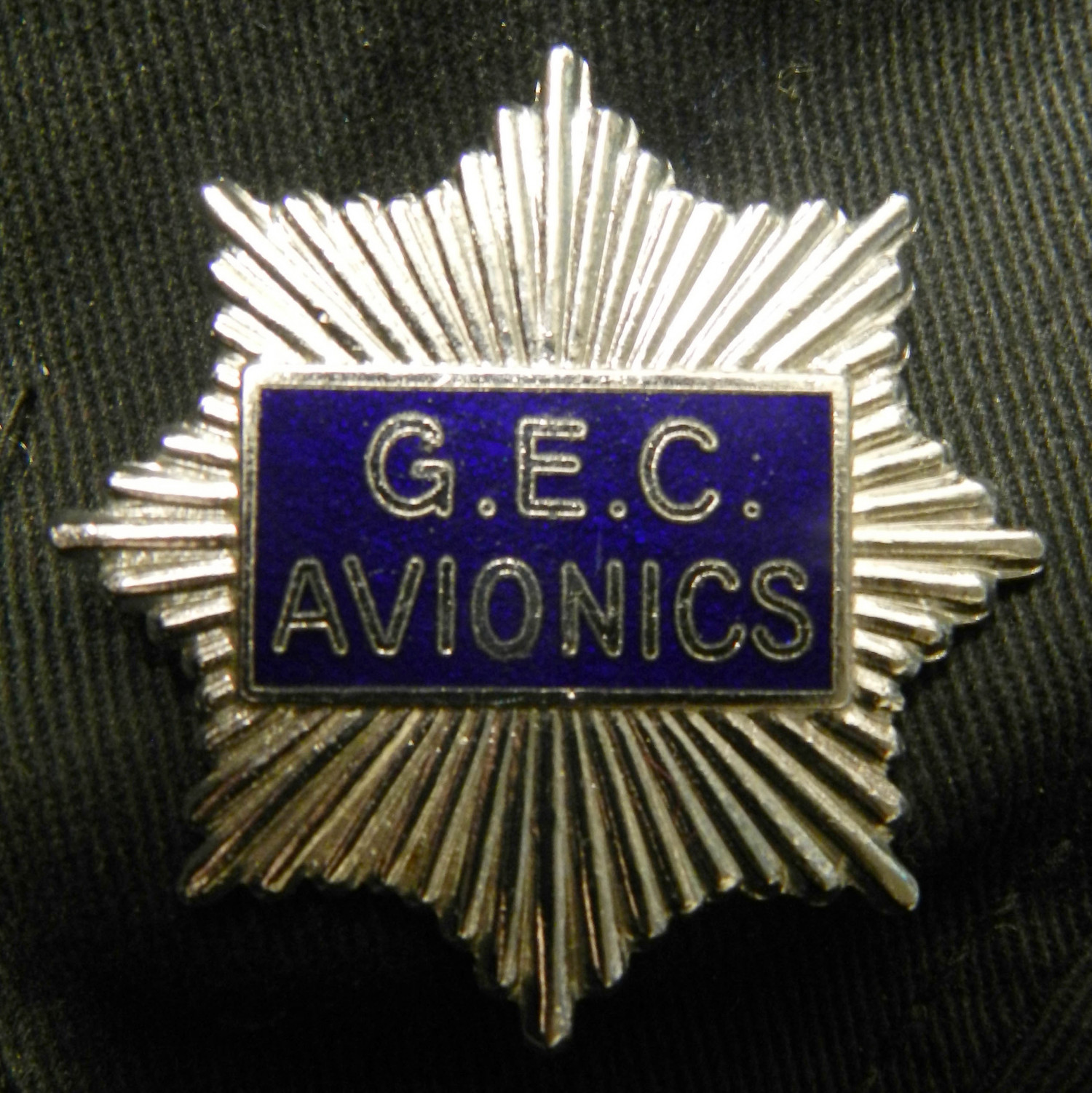 GEC Avionics Badge