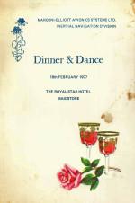 IND Dinner & Dance Programme