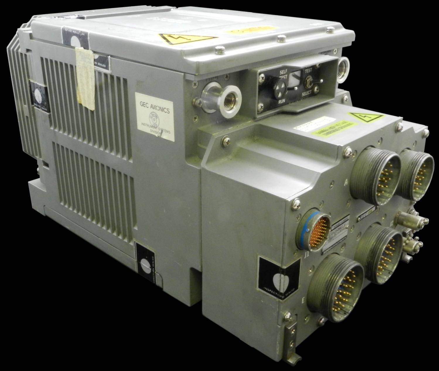 Air Data Computer CPU
