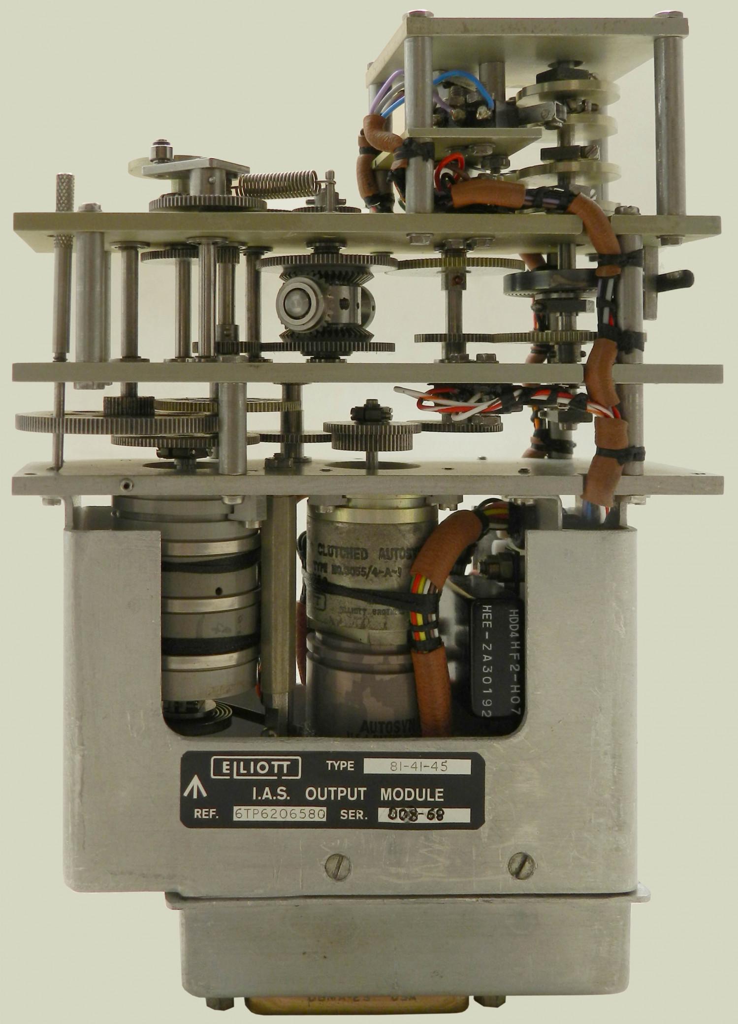 I.A.S. Output Module