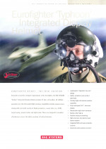 Eurofighter 'Typhoon' Integated Display Helmet