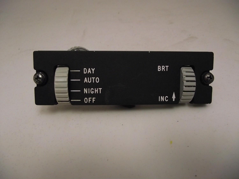 HUD Control Panel