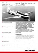 Aircraft Integrated Monitoring System.   PA3520