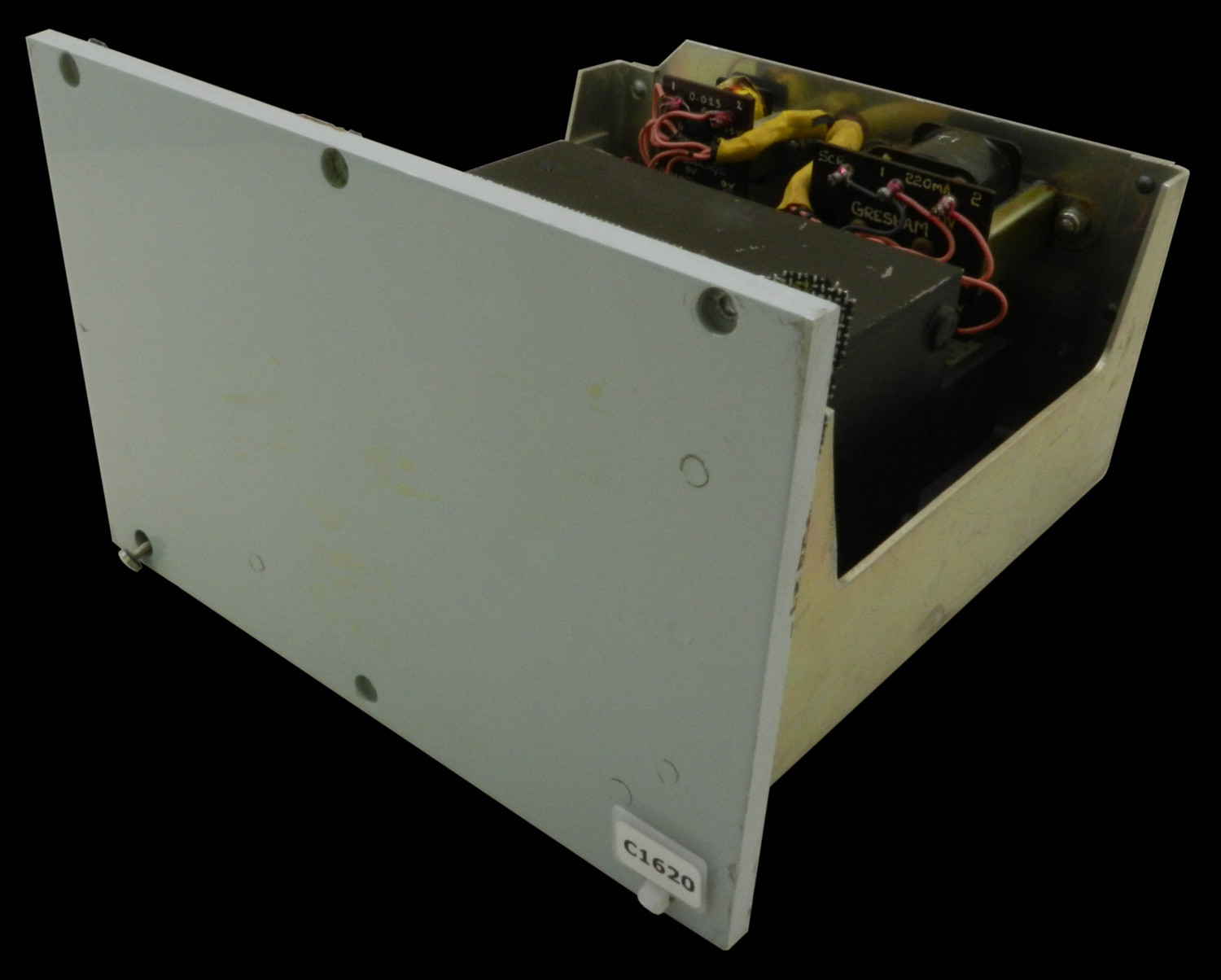 NCS1 Transformer and Inverter Assembly