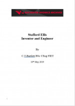 Stafford Ellis, Inventor and Engineer
