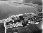 Aerial View of Rochester Site  1965