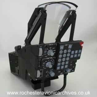 F-8 HUD Pilot's Display Unit