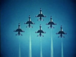 Thunderbirds, The Legend Lives On (USAF Display Team)