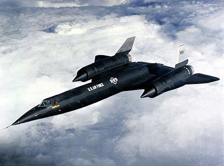 A-12 'Titanium Goose'