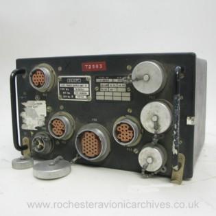 Lightning Air Data System Power Supply Unit