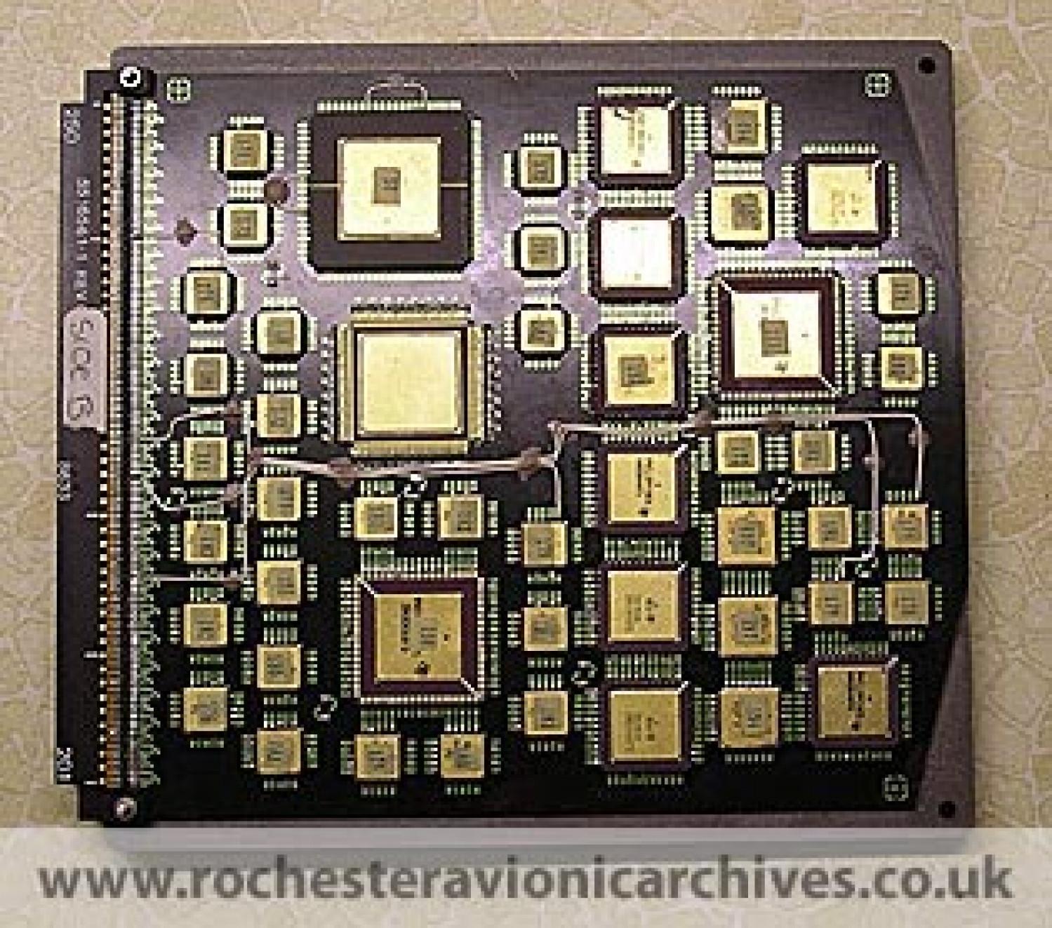 C-17 HUD circuit module