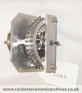Air Data System, Capsule Sensor, Cam-Corrector Mechanism