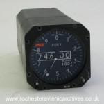 Servo Controlled Altimeter