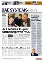 BAE Systems News, 2009, Issue 5