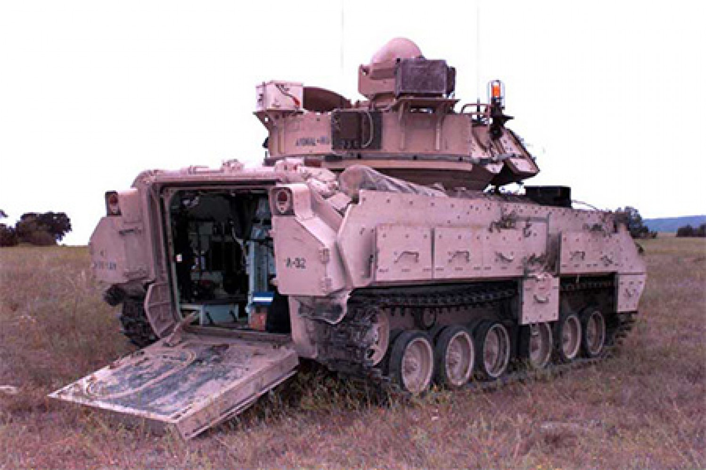 Bradley APC Tank