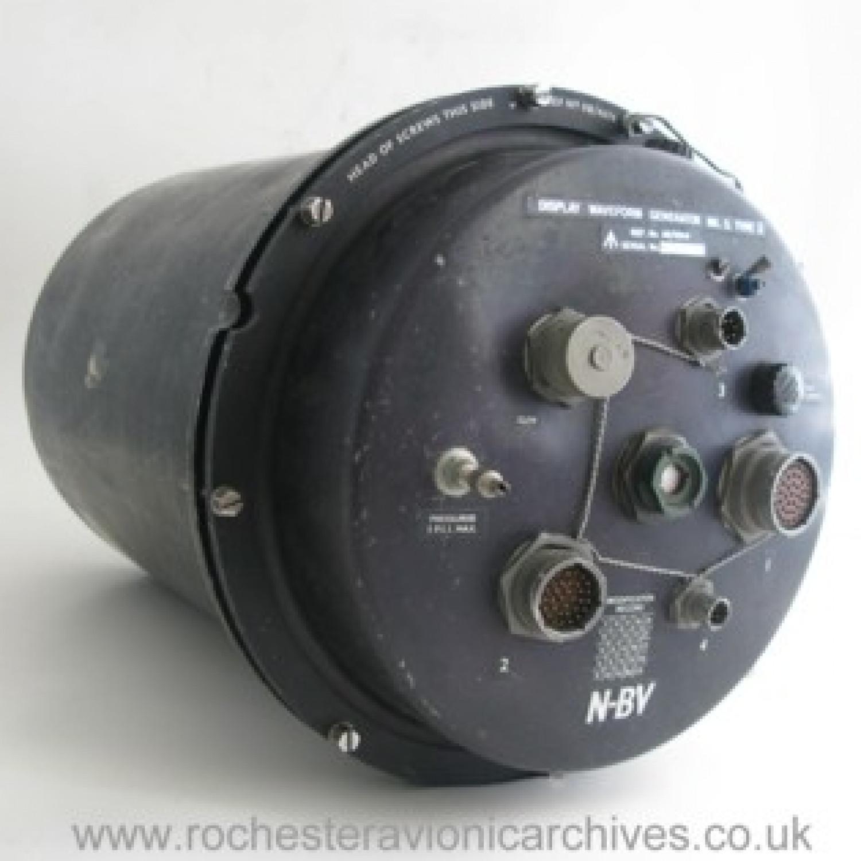 Buccaneer HUD Waveform Generator Unit