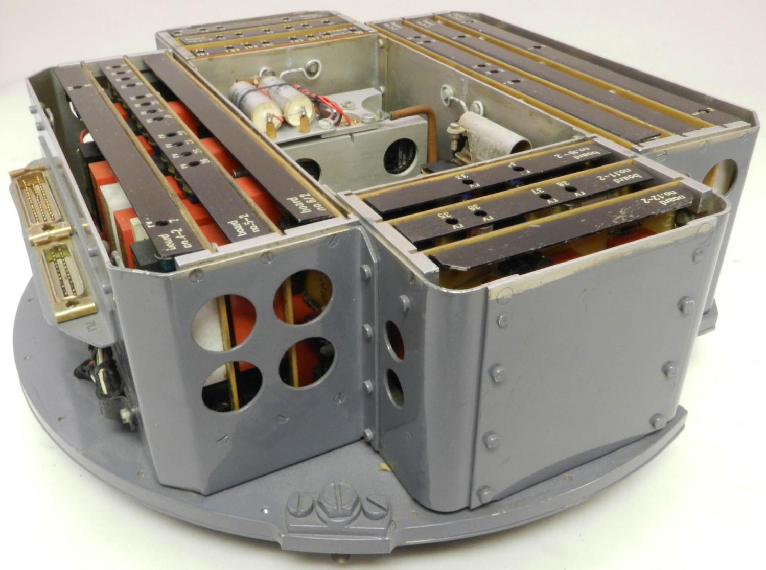 Torpedo Attitude Sensor Unit
