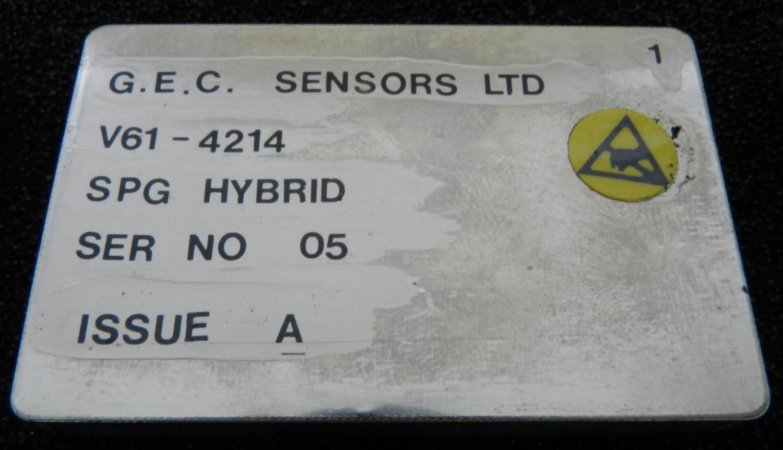 SPG Hybrid ICs