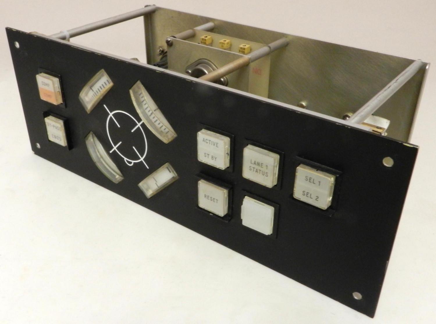 Fibre Optic System Control Panel