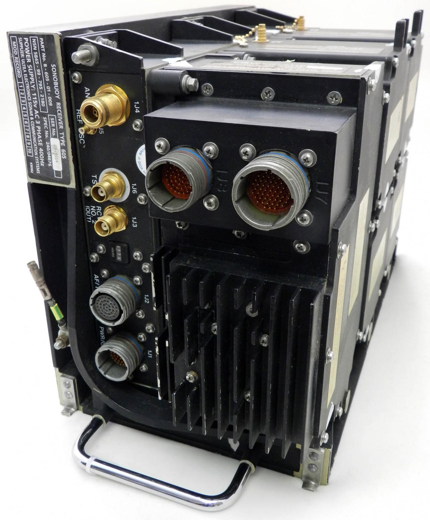 Sonobuoy Receiver Type 605