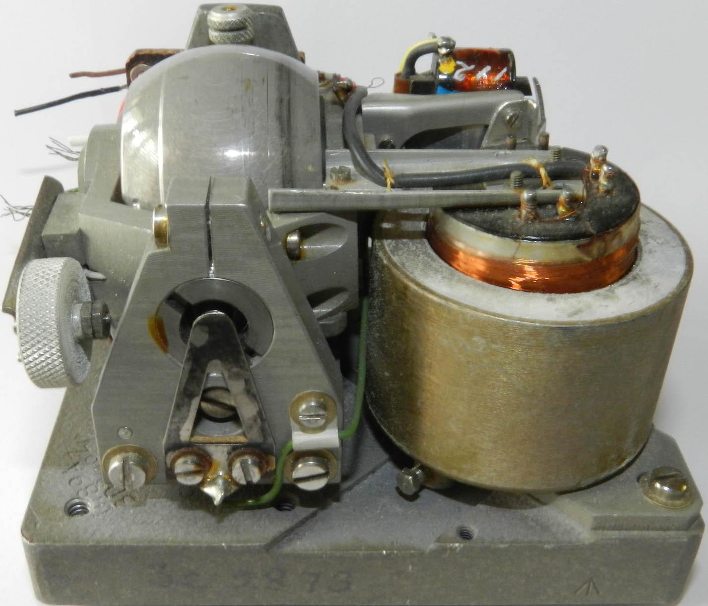 Rate Gyro Mechanism
