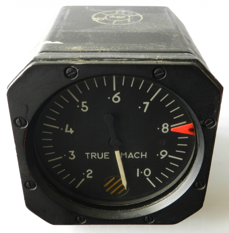 True Mach No. Indicator