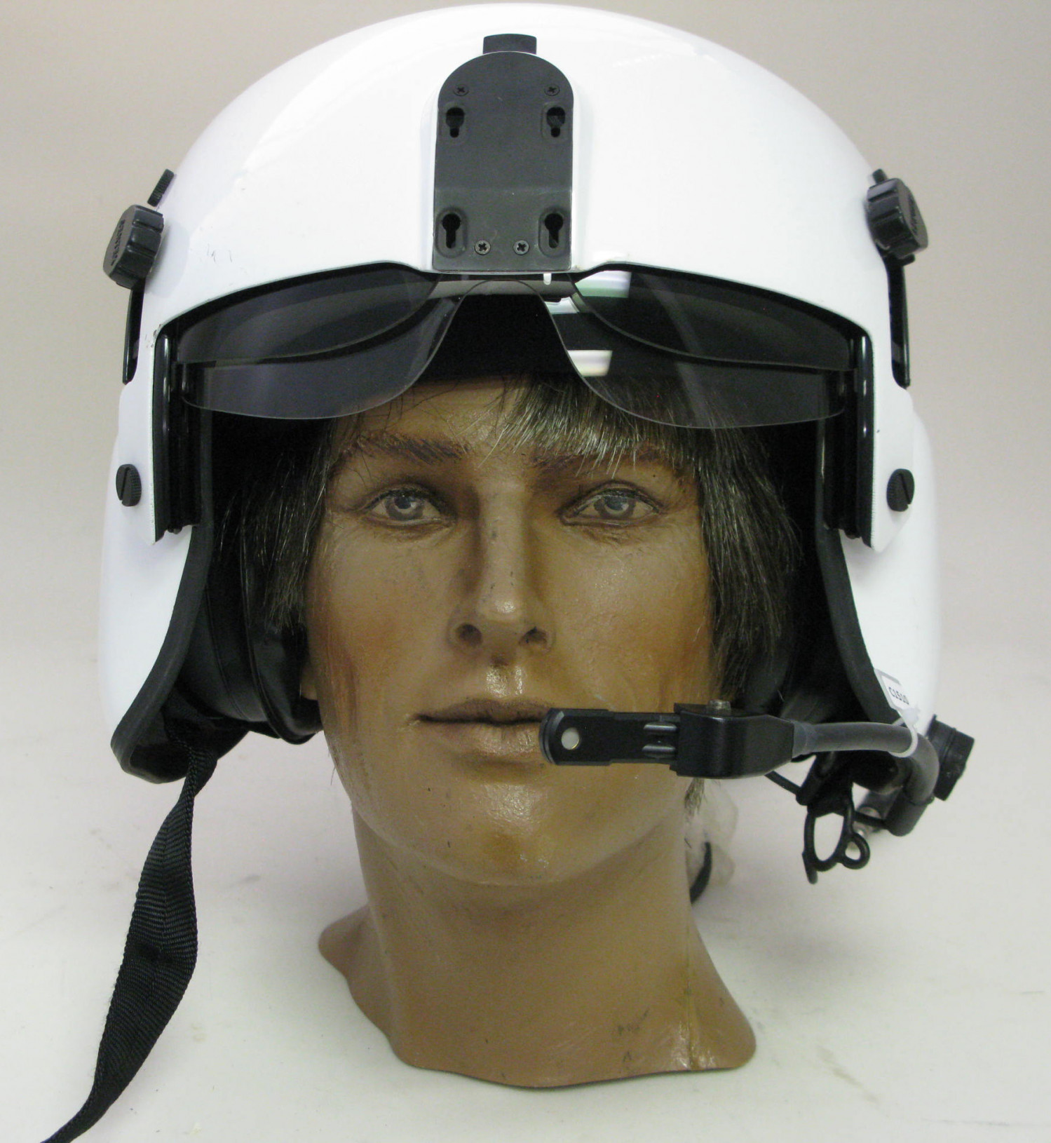 Flying Helmet  (White)