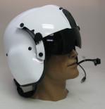 Flying Helmet (White)