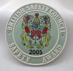 Safety Award   2005