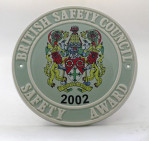 Safety Award  2002