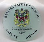 Safety Award  2007