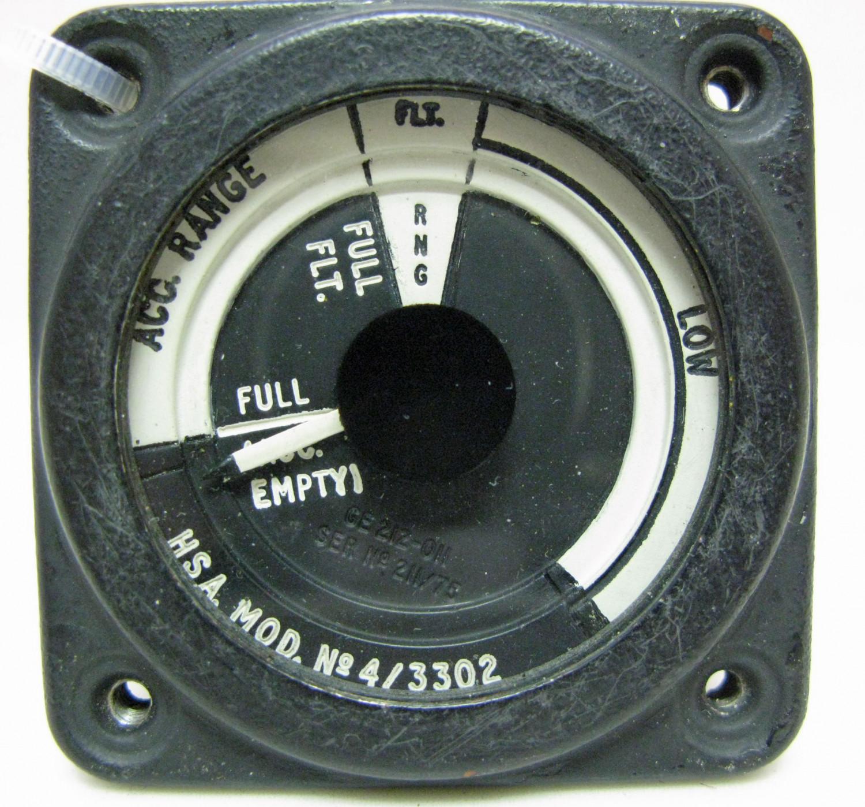 Hydraulic indicator