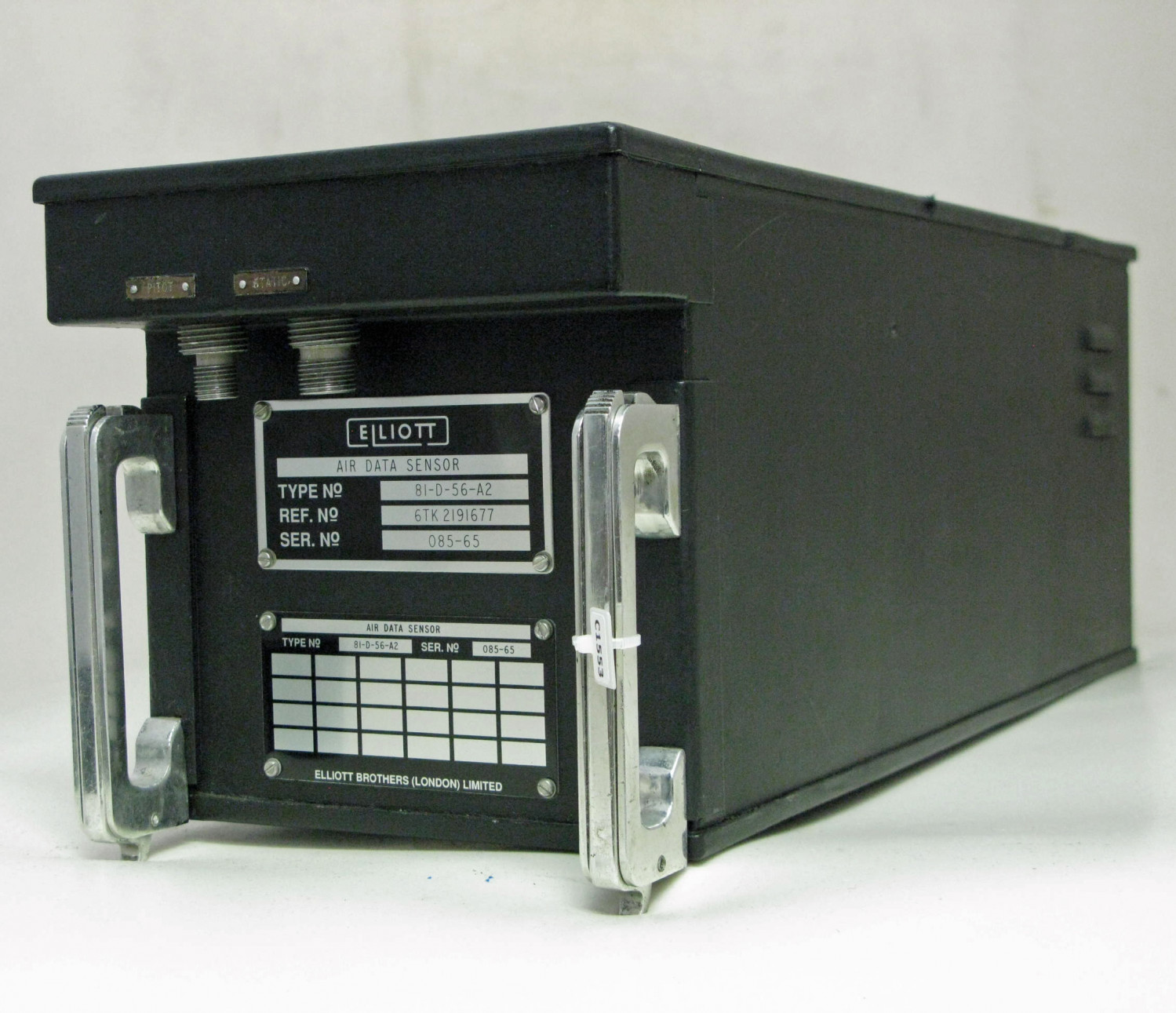 VC10 Air Data Sensor