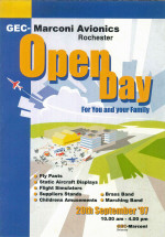 Open Day Brochure 1997